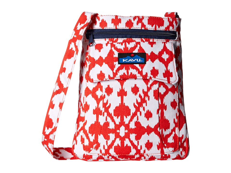 KAVU - Keeper (Hot Blot) Cross Body Handbags