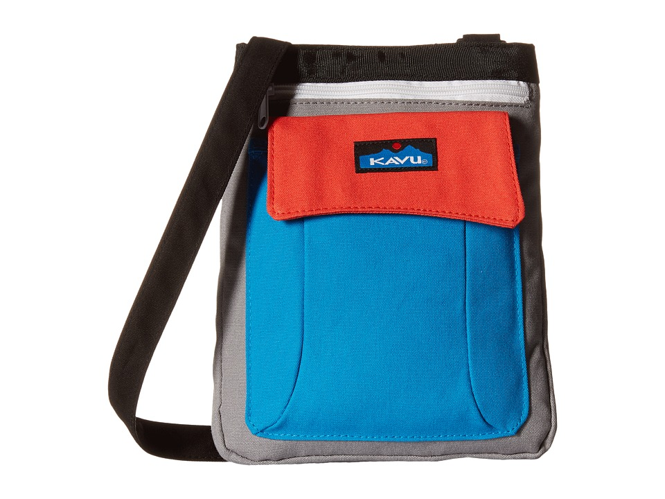 KAVU - Keeper (Coastal Mix) Cross Body Handbags