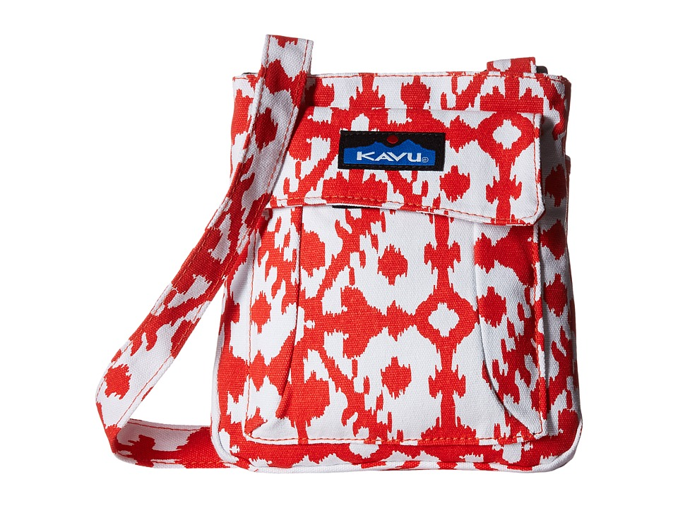 KAVU - Mini Keeper (Hot Blot) Cross Body Handbags