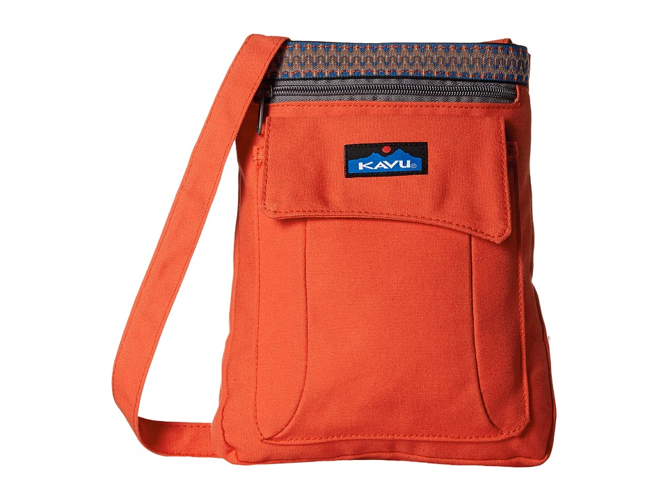 KAVU - Keeper (Firewater) Cross Body Handbags