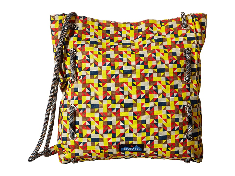 KAVU - Roper (Desert Quilt) Bags