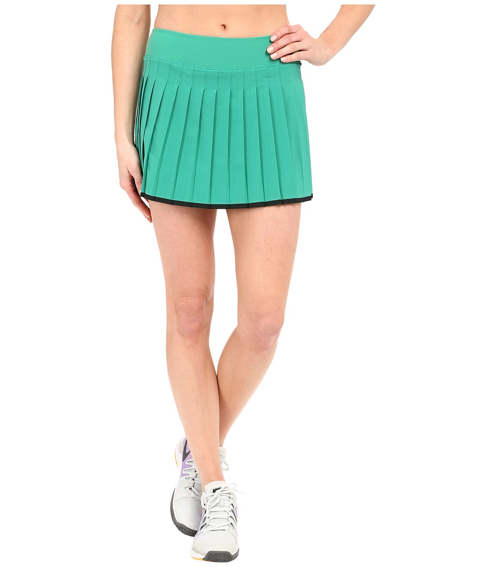 Nike - Victory Skirt (Lucid Green/Black/White) Women's Skort