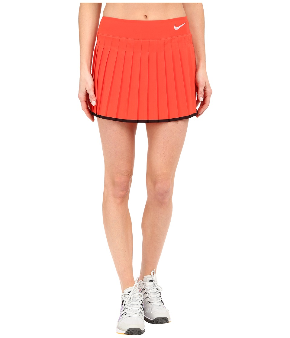 Nike - Victory Skirt (Light Crimson/Black/White) Women's Skort