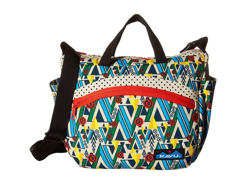 KAVU - Bagaroo (Woodland Art) Bags