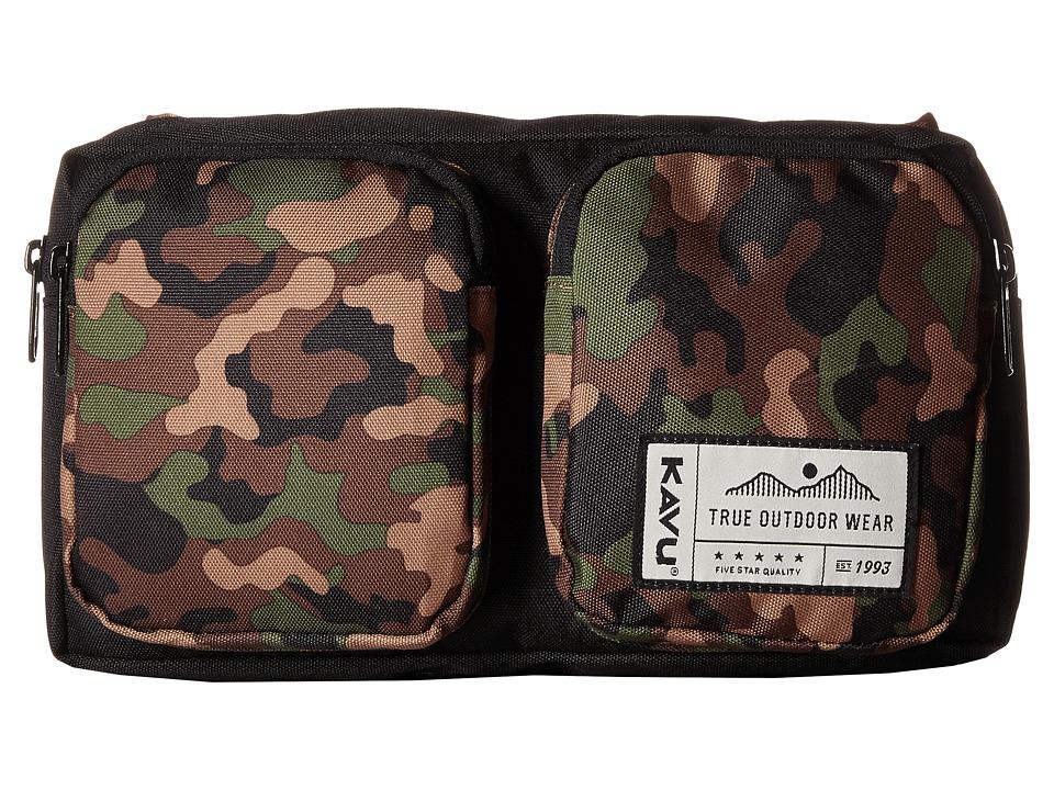 KAVU - Pacer Pack (Camo) Bags