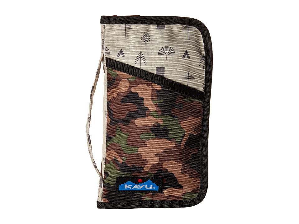 KAVU - Jet Set (Wilderness) Bags