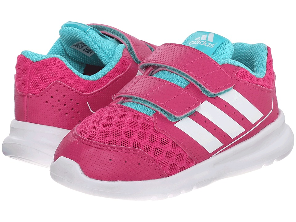 adidas Kids - LK Sport CF (Toddler) (Equipment Pink/White/Vivid Mint) Girl's Shoes