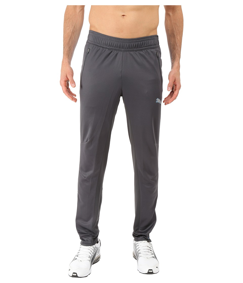 PUMA - Flicker Pants (Asphalt/Atomic Blue) Men's Casual Pants