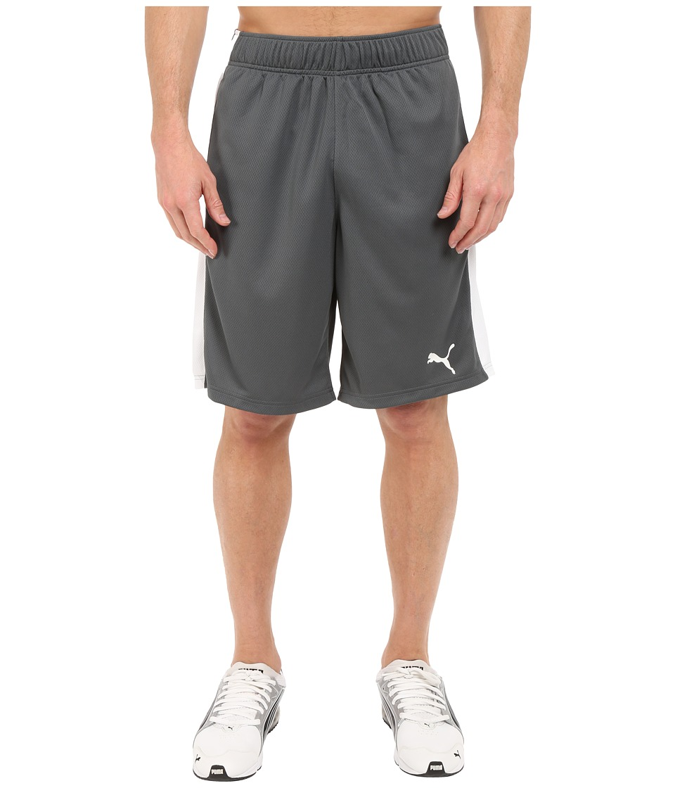 PUMA - Formstripe Mesh Shorts (Turbulence/White) Men's Shorts