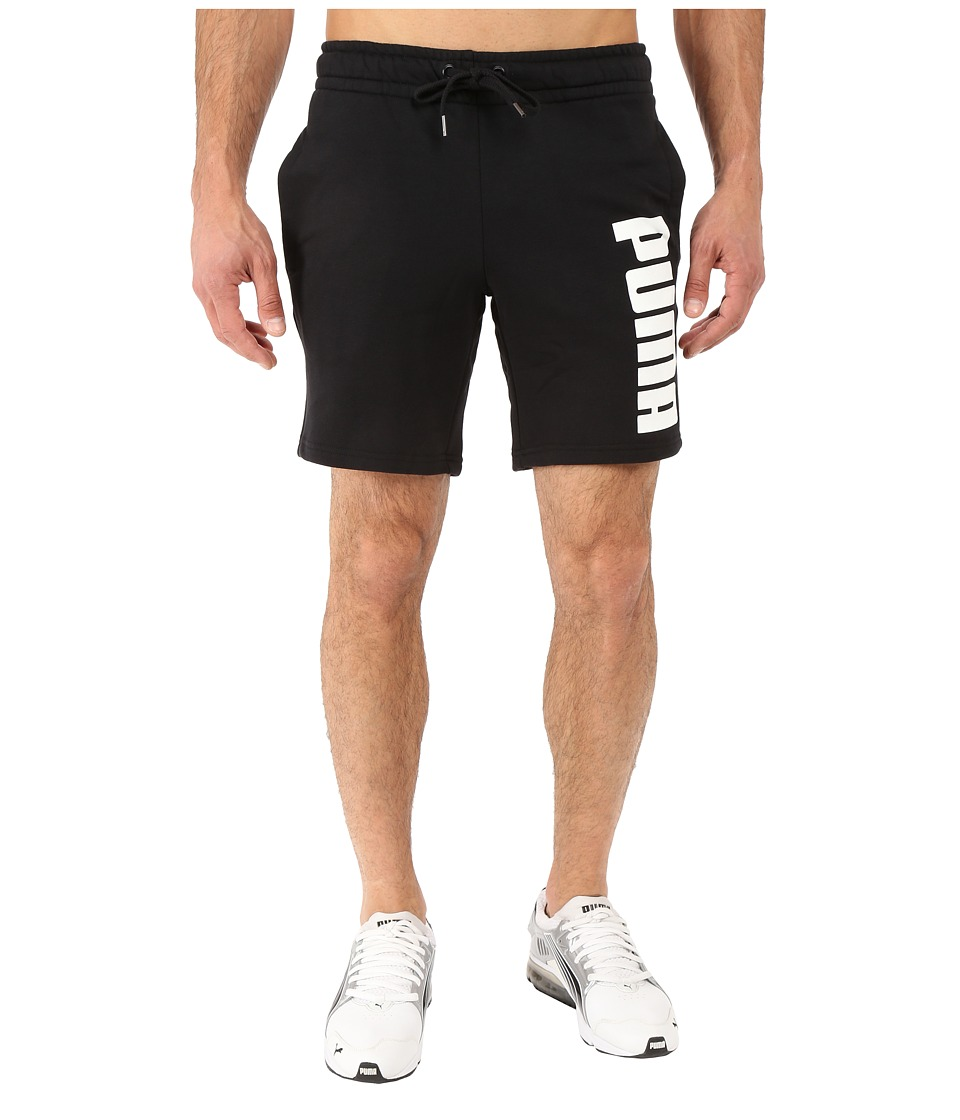 PUMA - Fun Shorts SH (Black) Men's Shorts