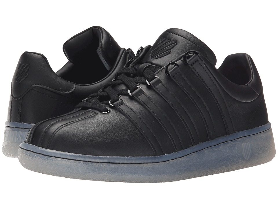 K-Swiss - Classic VN Ice (Black/Ice Leather) Men's Shoes