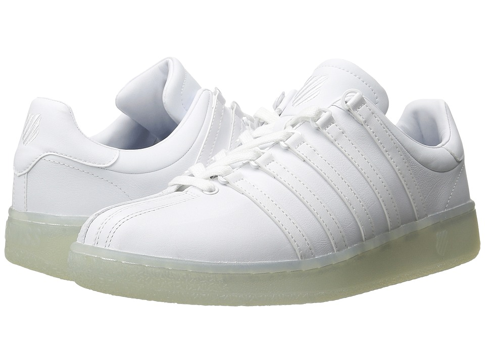 K-Swiss - Classic VN Ice (White/Ice Leather) Men's Shoes