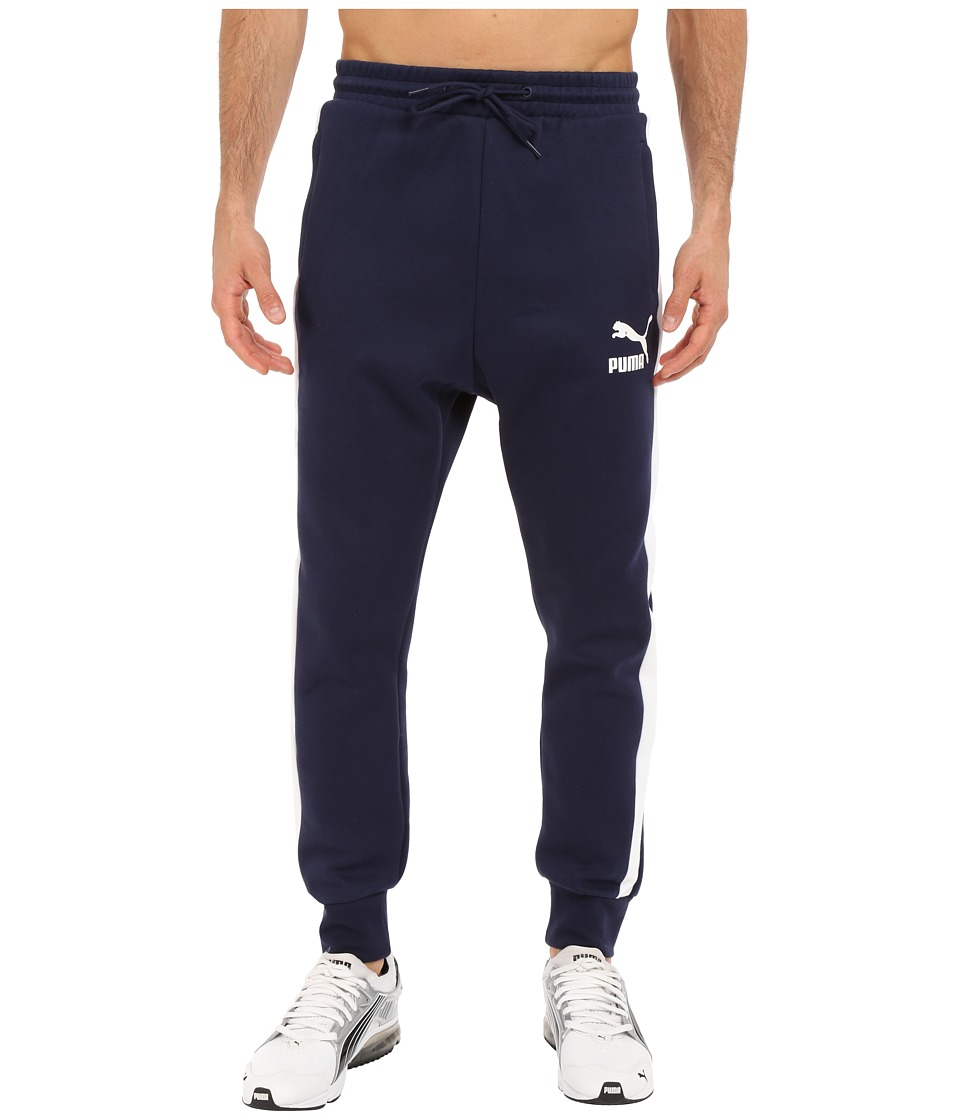 PUMA - Archive T7 Track Pants (Peacoat) Men's Workout