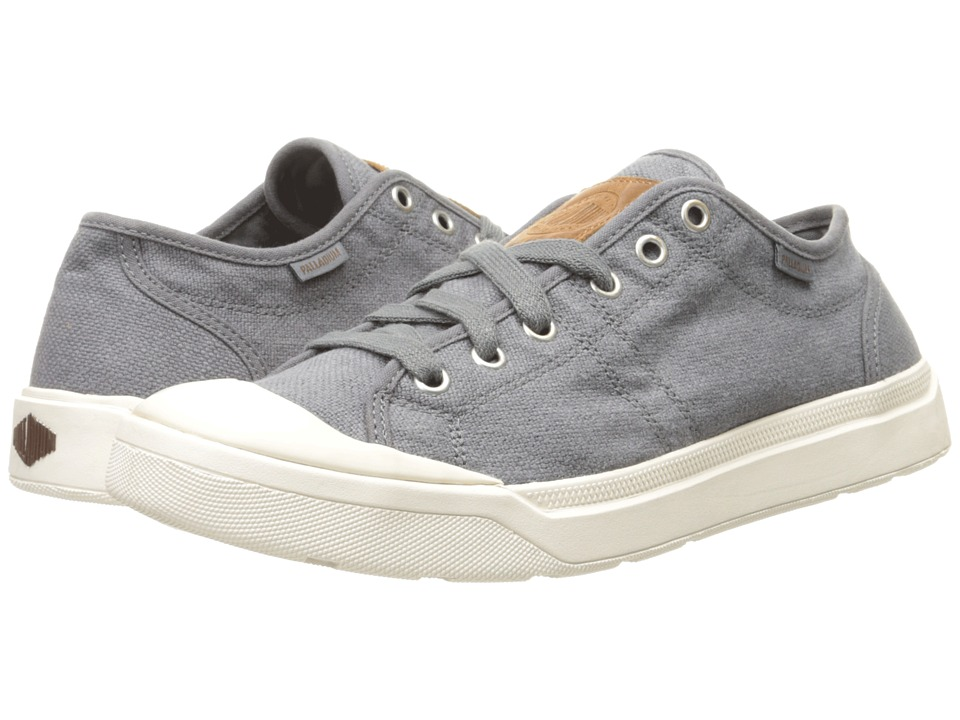Palladium - Pallarue LC (Castlerock/Marshmallow) Men's Shoes