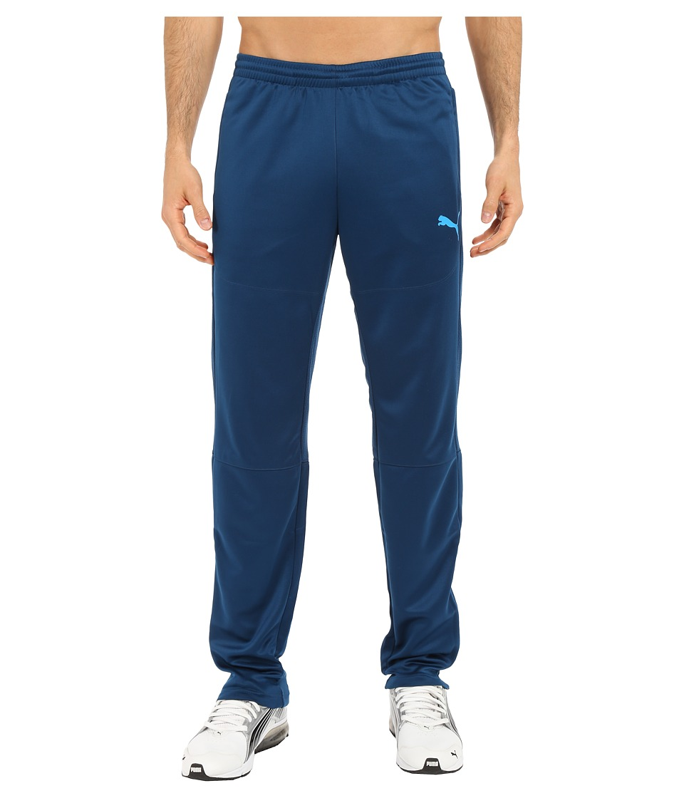 PUMA - SF Sweat Pants (Black) Men's Casual Pants