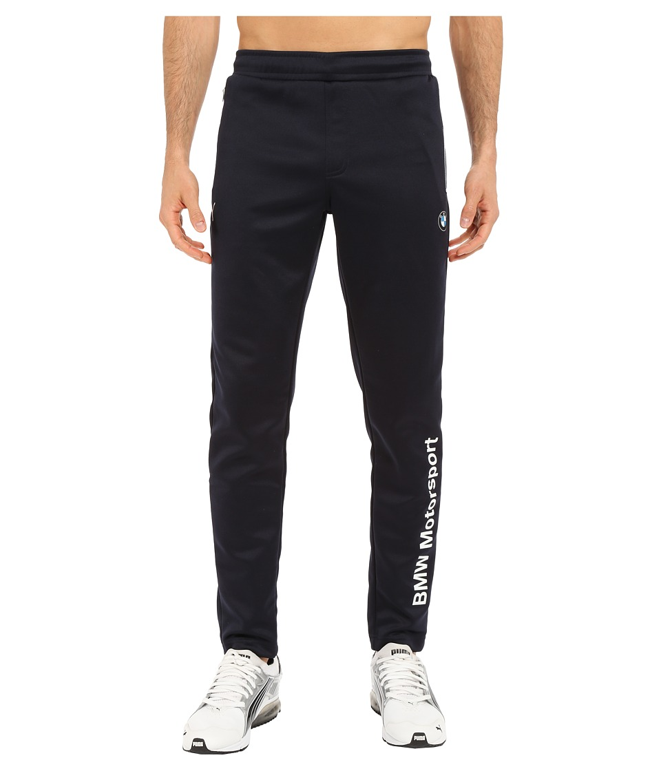 PUMA - BMW MSP Track Pants (BMW Team Blue) Men's Casual Pants