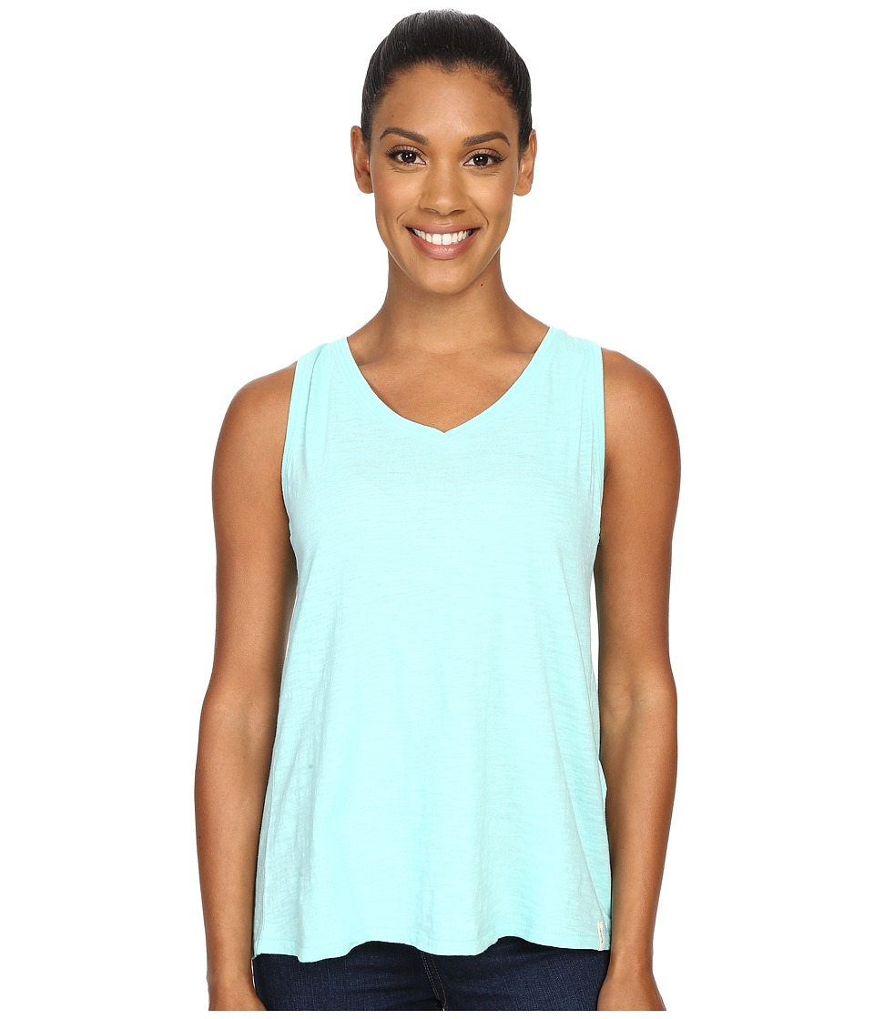 Woolrich - Elemental Tank II (Robins Egg) Women's Sleeveless