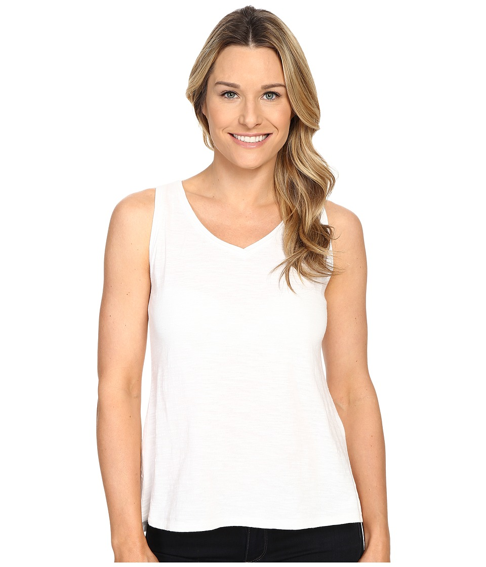 Woolrich - Elemental Tank II (White) Women's Sleeveless