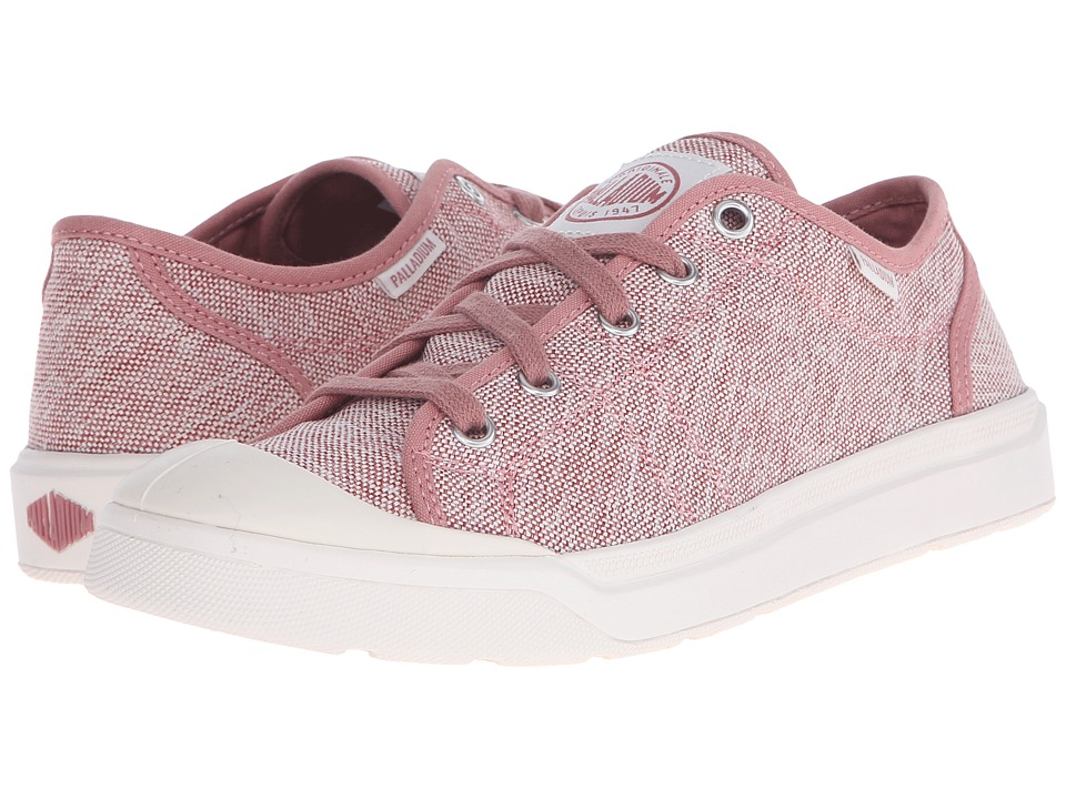 Palladium Pallarue TX (Old Rose/Marshmallow) Women