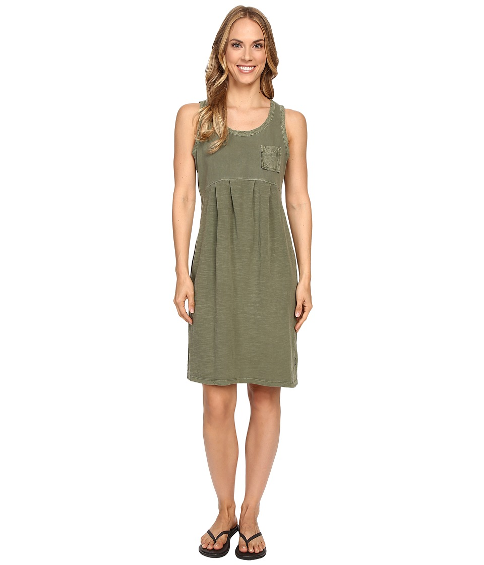 Woolrich - Lake Forks Dress (Eucalyptus) Women's Dress