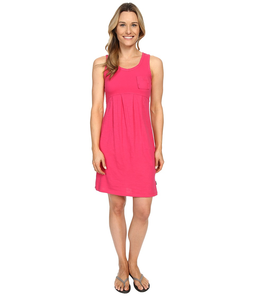 Woolrich - Lake Forks Dress (Magenta) Women's Dress