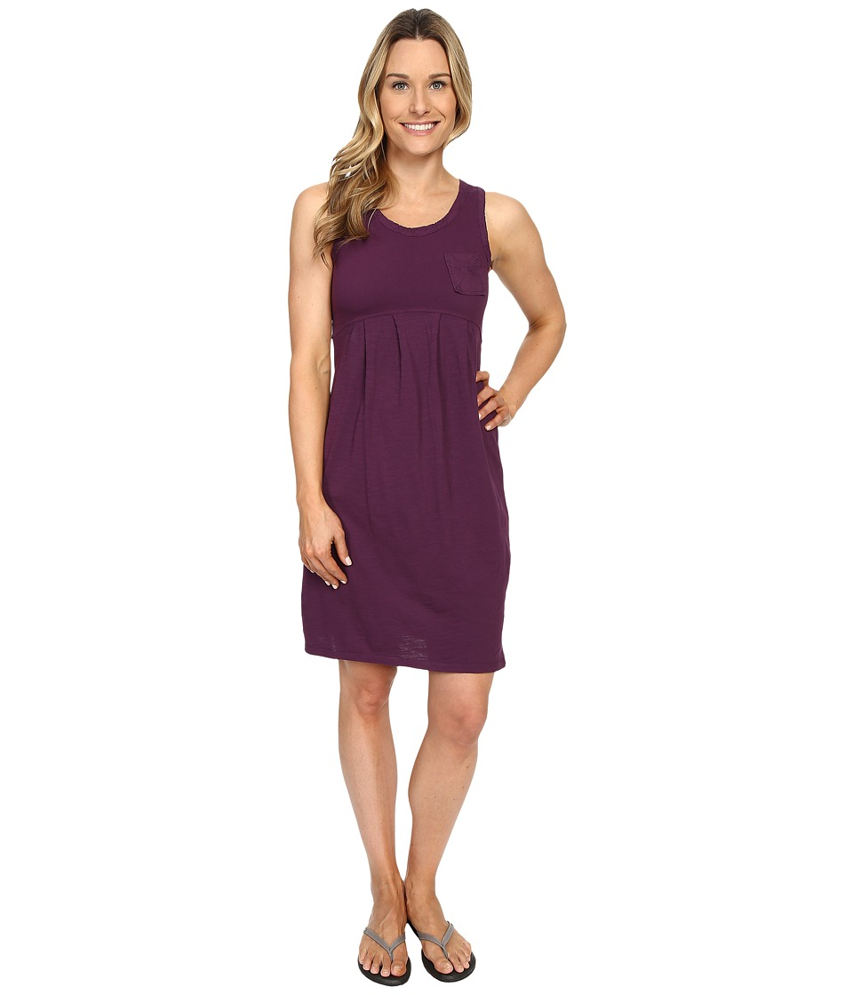 Woolrich - Lake Forks Dress (Plum Purple) Women's Dress