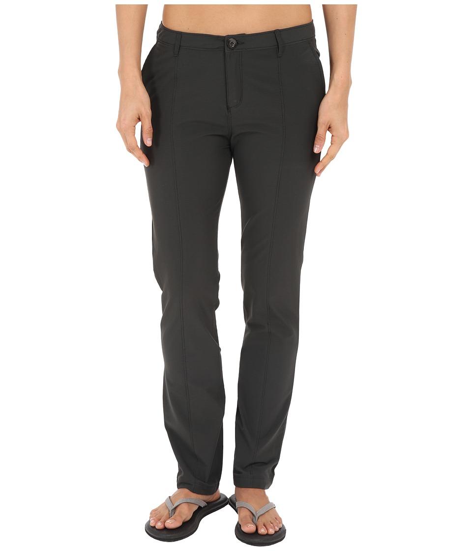 Woolrich - Rock Line Ripstop Pants (Asphalt) Women's Casual Pants