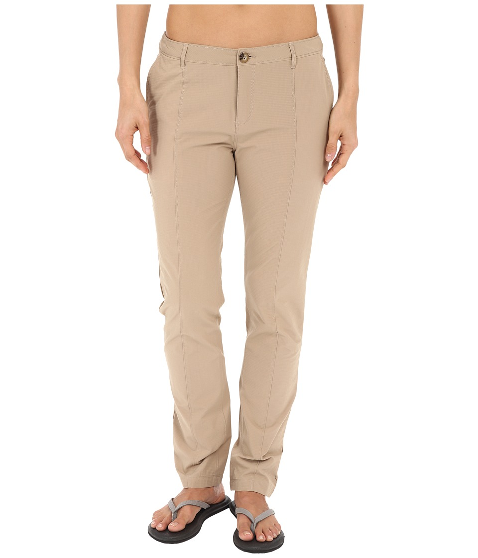 Woolrich - Rock Line Ripstop Pants (Warm Khaki) Women's Casual Pants