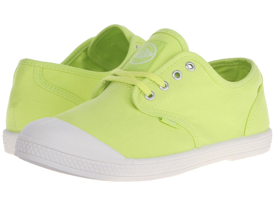 Palladium - Pallacitee To (Sulphur Spring/Marshmallow) Women's Lace up casual Shoes