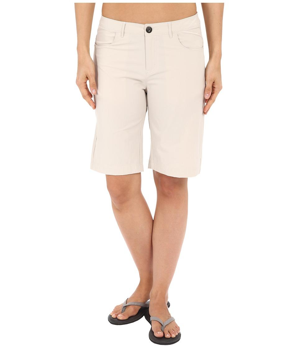 Woolrich - Geo Long Shorts (Silver Gray) Women's Shorts