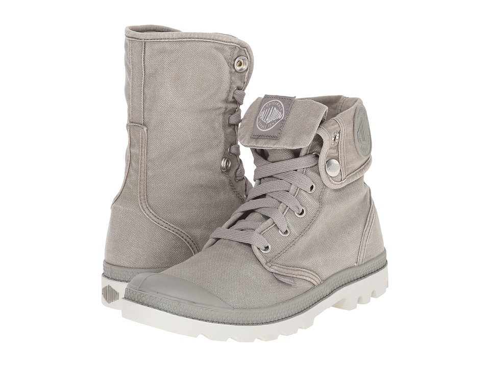 Palladium Baggy (Concrete/Silver Birch) Women