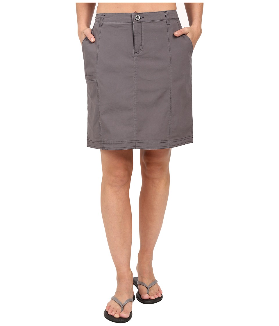 Woolrich Laurel Run II Skirt (Dark Ash) Women