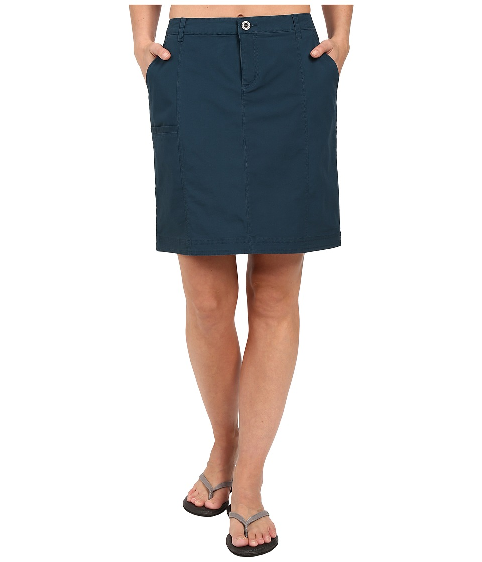 Woolrich - Laurel Run II Skirt (Harbor) Women's Skirt