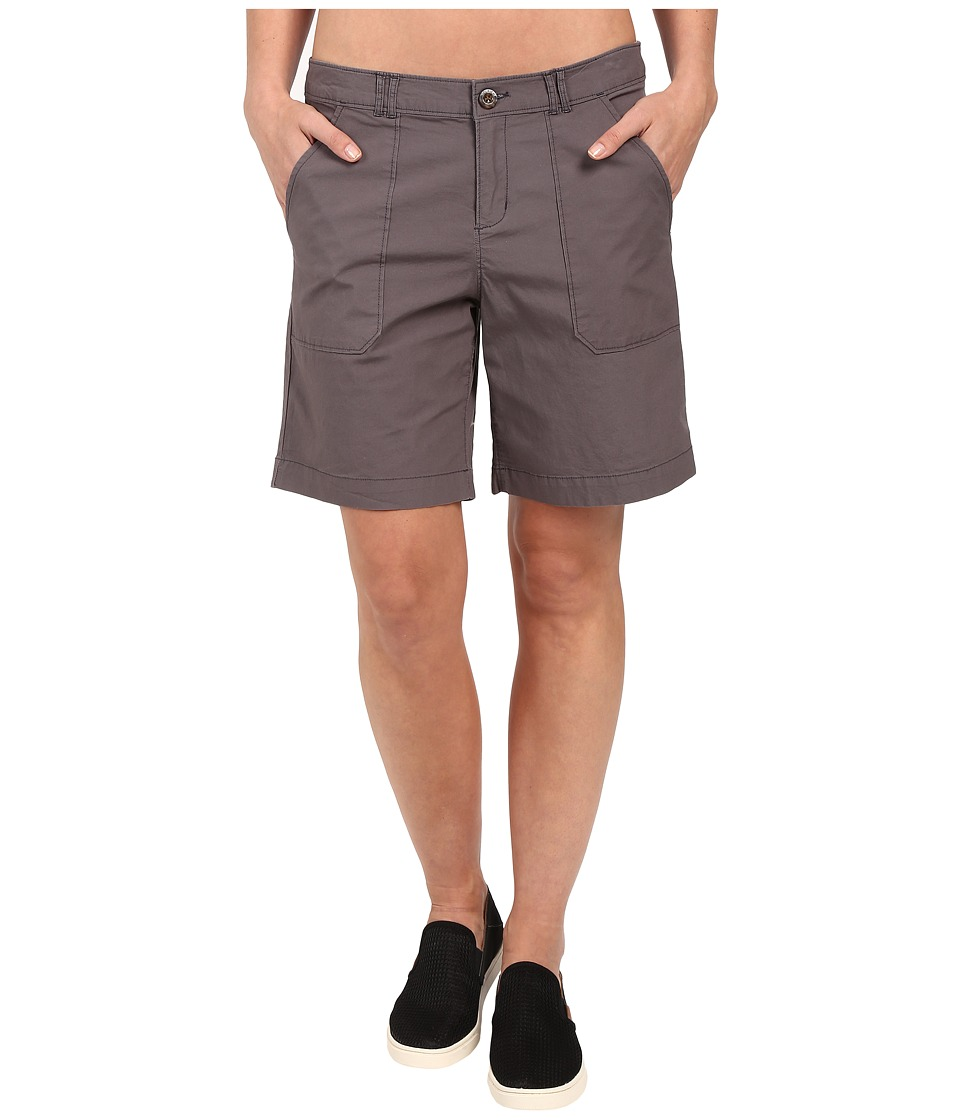 Woolrich - Laurel Run III Shorts (Dark Ash) Women's Shorts