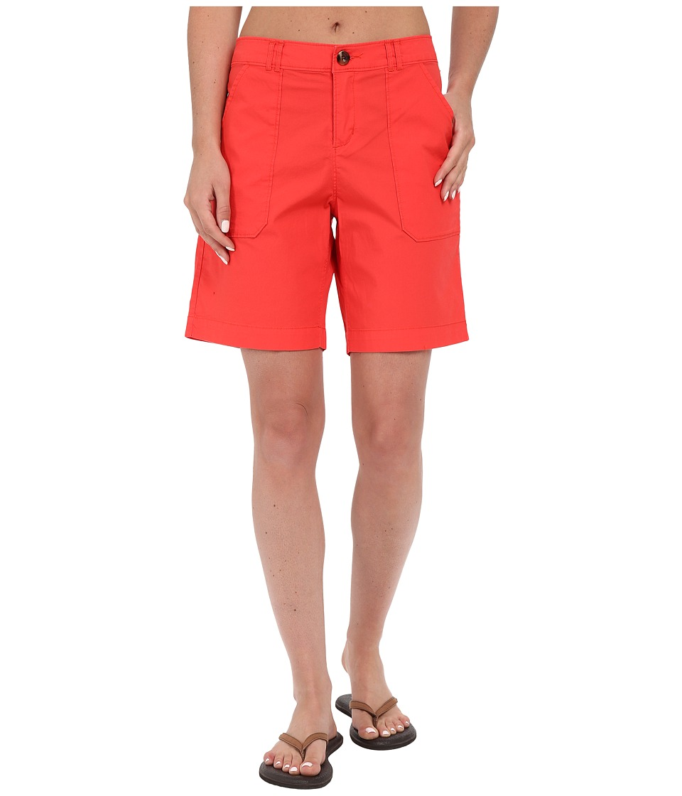Woolrich - Laurel Run III Shorts (Hot Guava) Women's Shorts