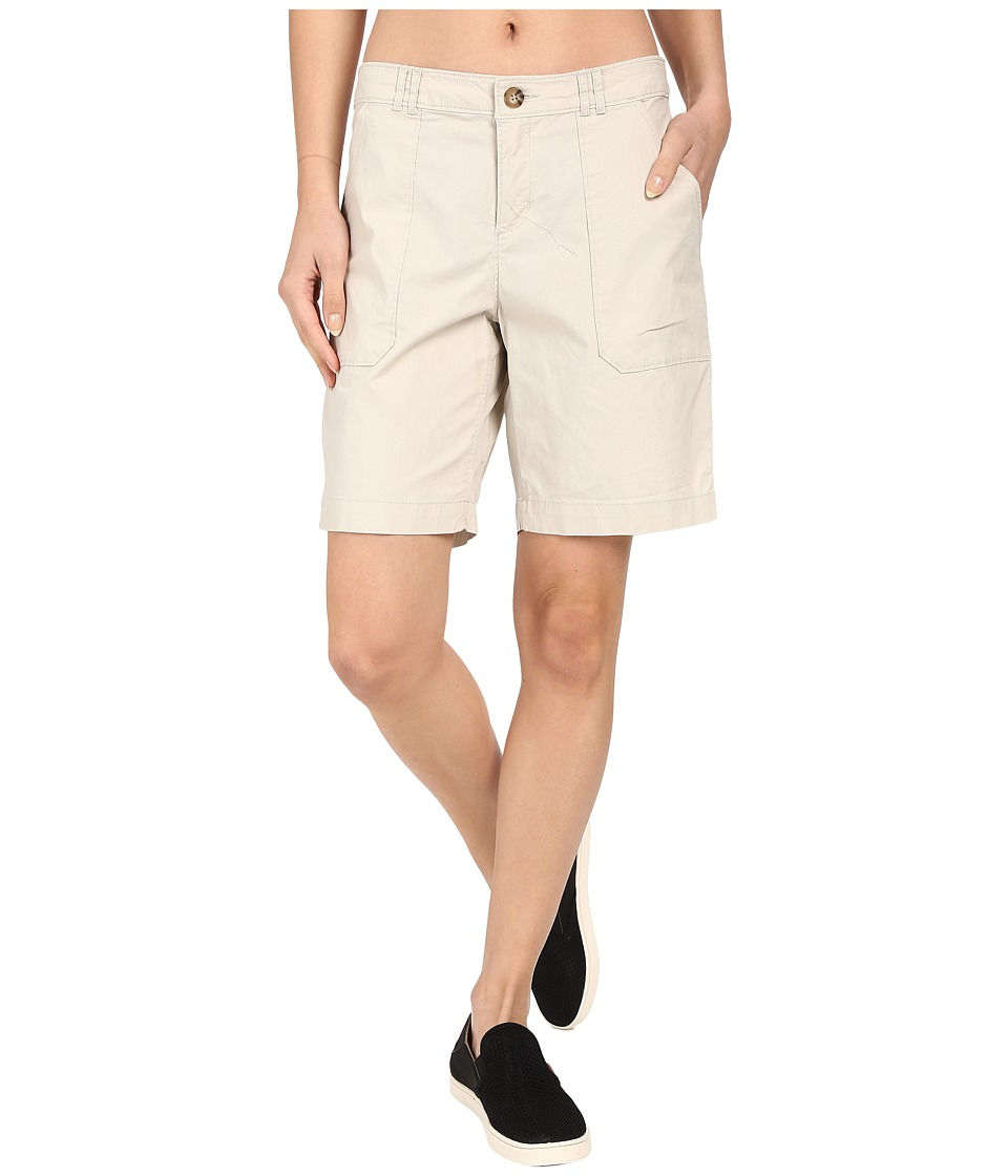 Woolrich - Laurel Run III Shorts (Stone) Women's Shorts