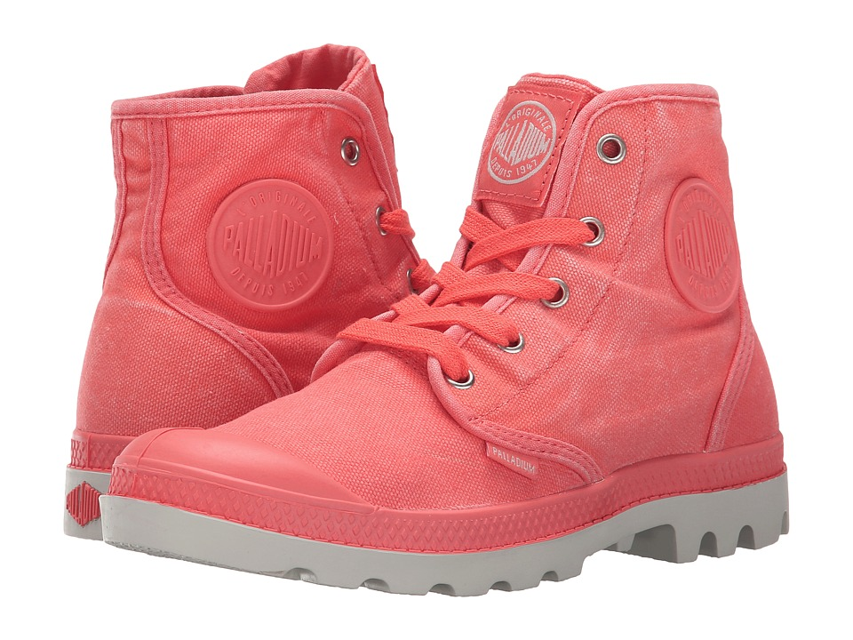 Palladium Pampa Hi (Emberglow/Silver Birch) Women