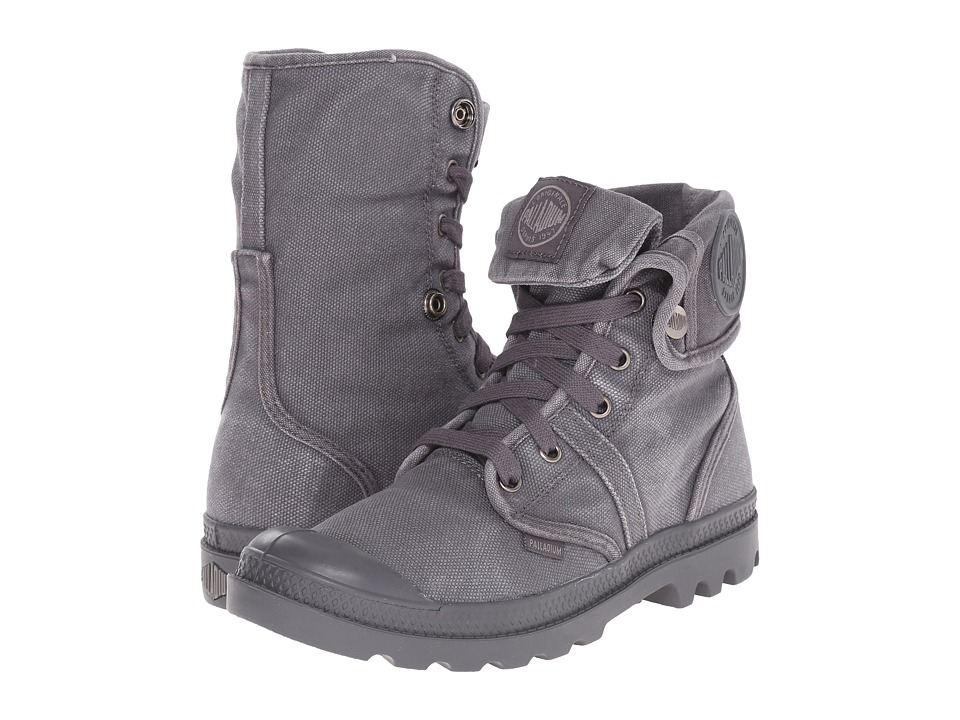 Palladium - Pallabrouse Baggy (Forged Iron/Brush Nickel) Women's Boots
