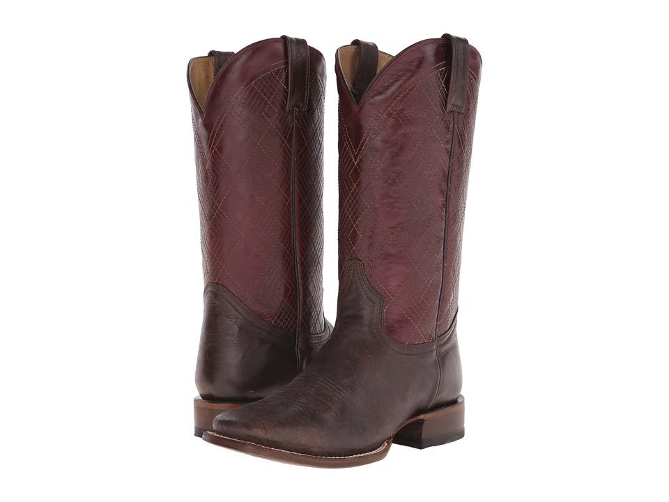 Roper - Haze (Brown) Cowboy Boots