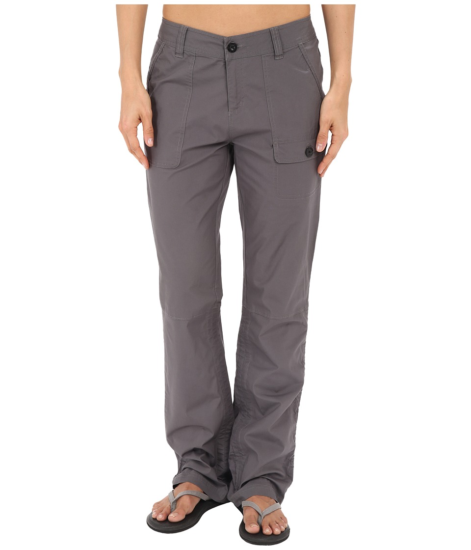 Woolrich - Laurel Run Convertible Pant (Dark Ash) Women's Casual Pants