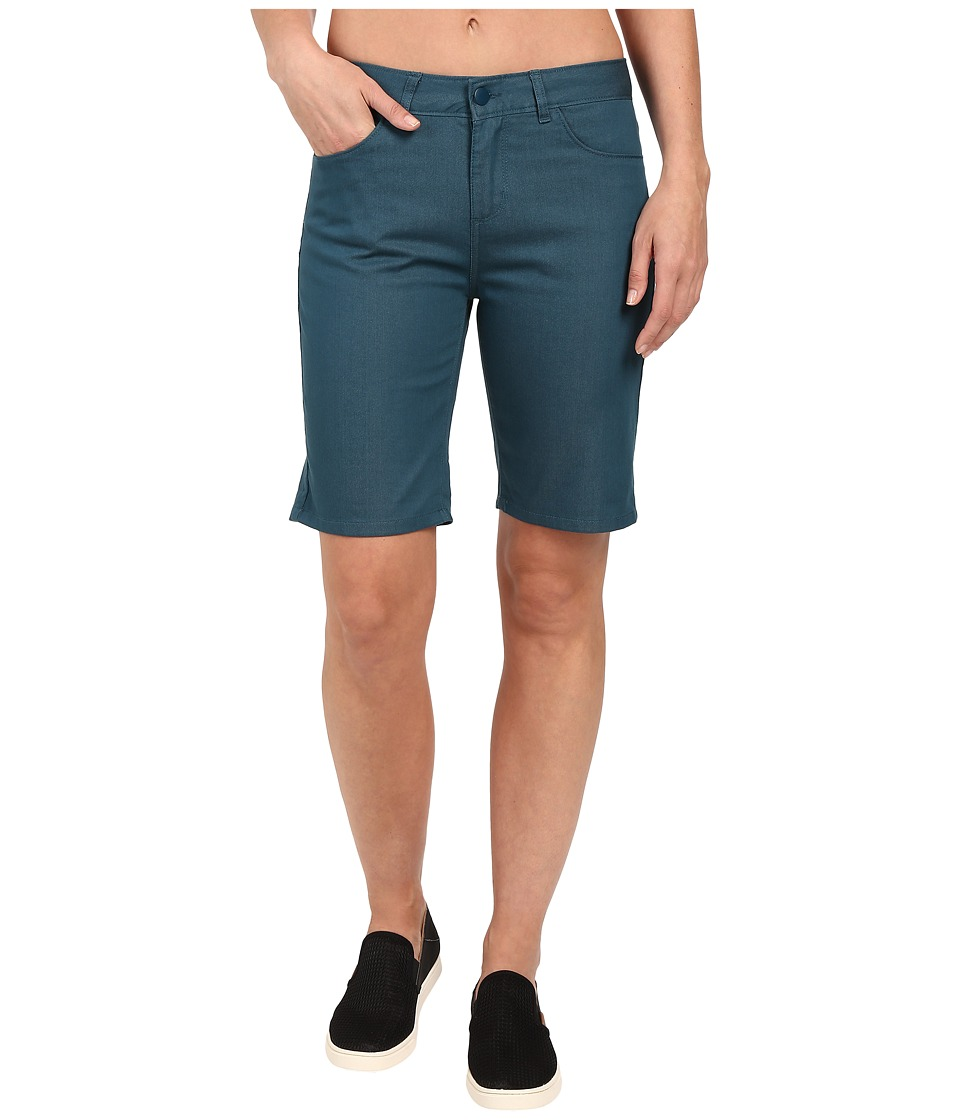 Woolrich - Standing Stone Denim Short (Harbor) Women's Shorts