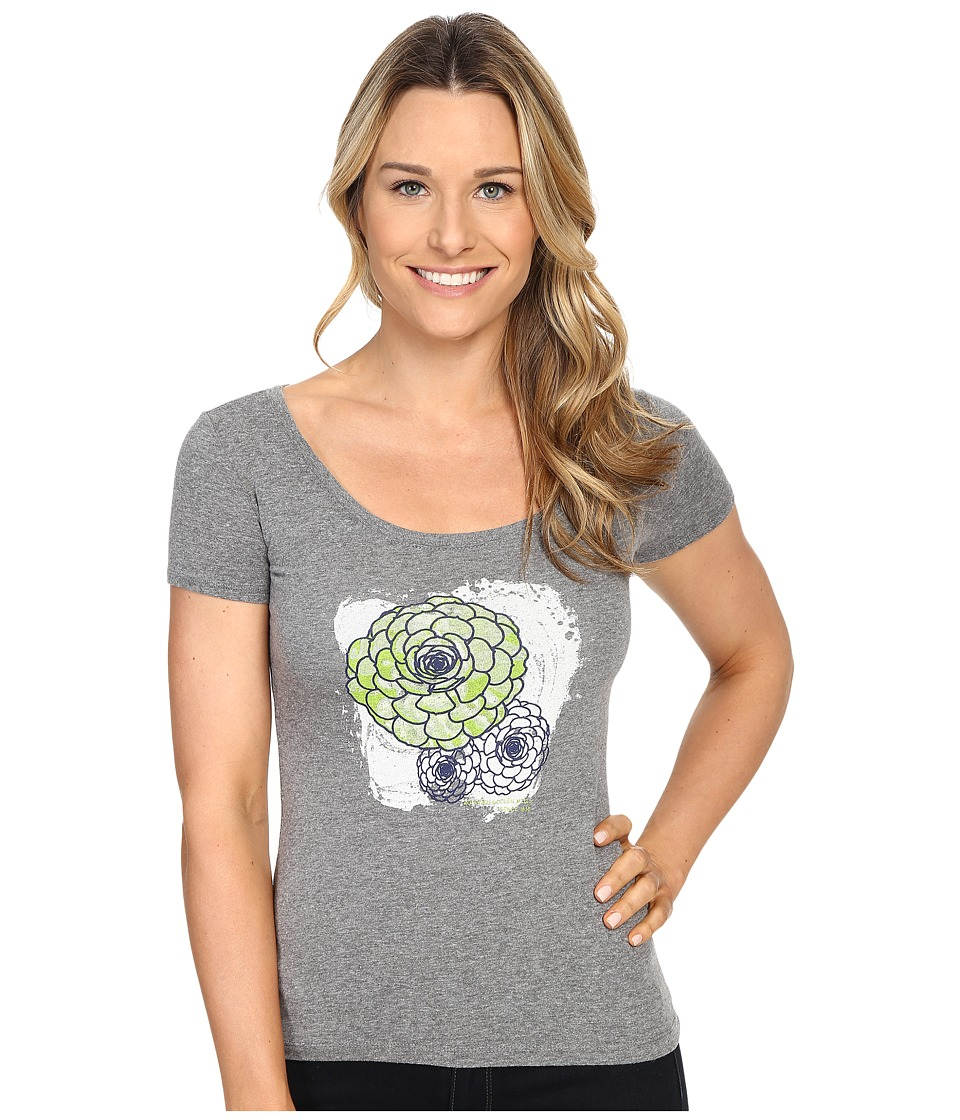 Woolrich - Scenic Overlook Tee (Lone Succulent) Women's T Shirt
