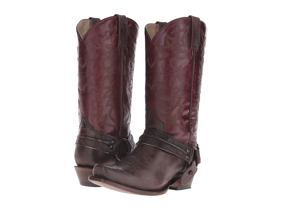Roper Bandito (Brown) Cowboy Boots