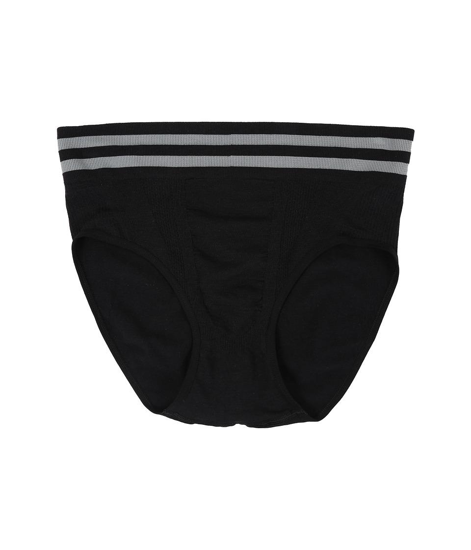 Smartwool - Seamless Briefs (Black) Men's Underwear