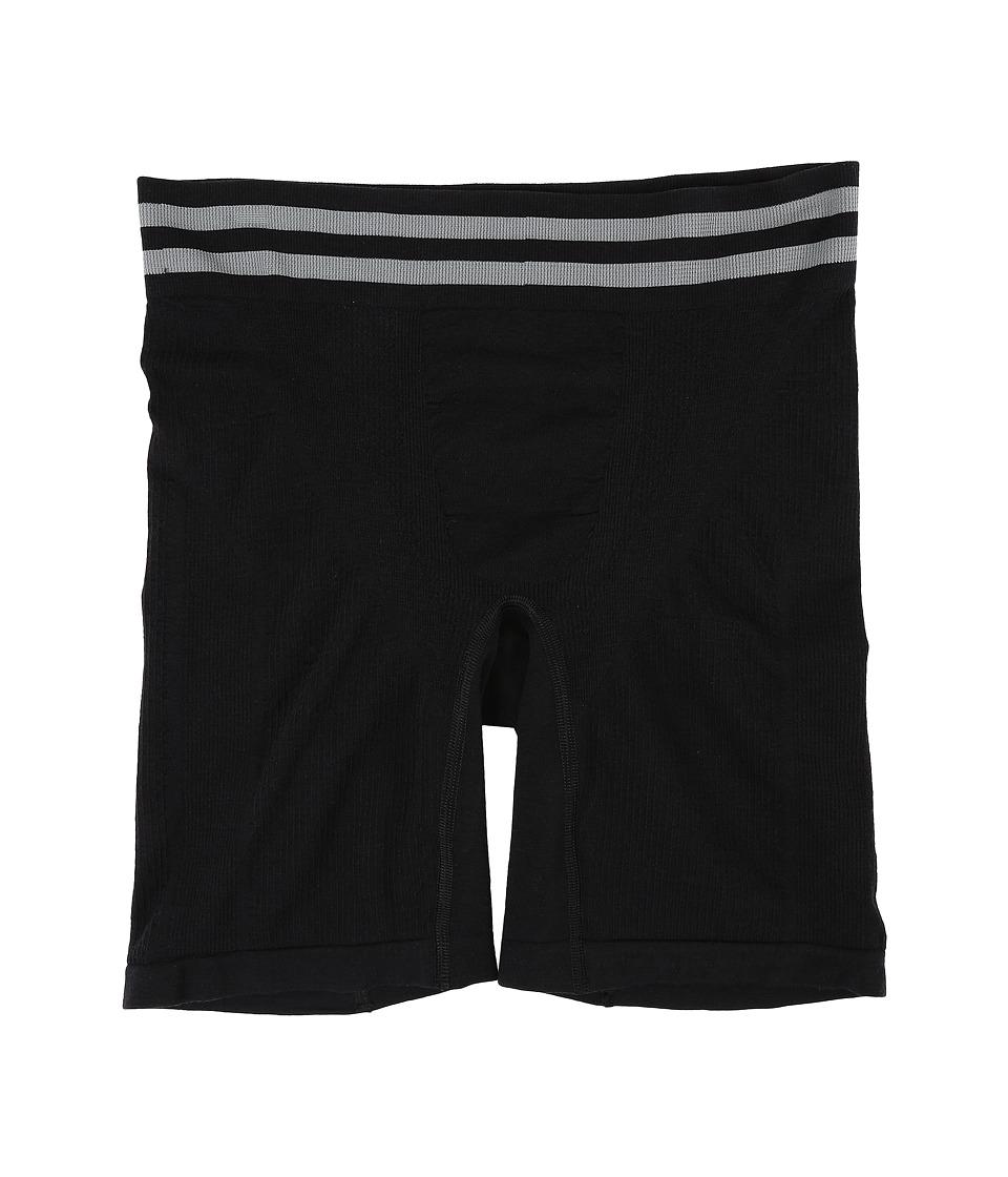 Smartwool - Seamless Boxer Briefs (Black) Men's Underwear