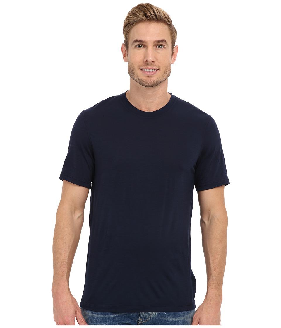 Smartwool - NTS Micro 150 Tee (Deep Navy) Men's T Shirt