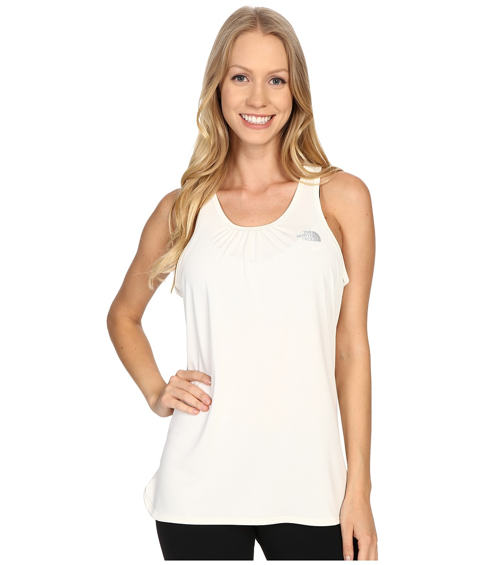 The North Face - Initiative Tank Top (TNF White Heather) Women's Sleeveless