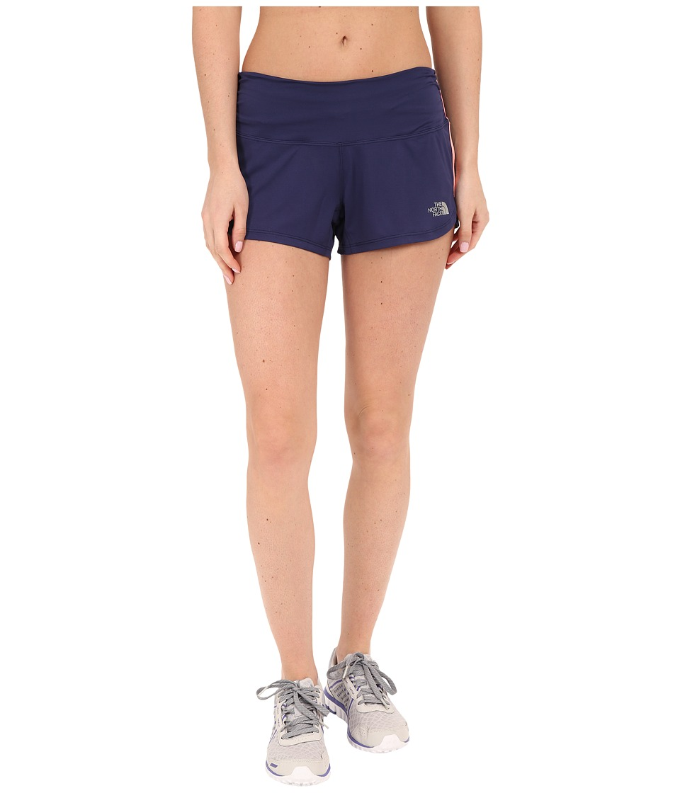 The North Face - Kickin Dust Shorts (Patriot Blue) Women's Shorts