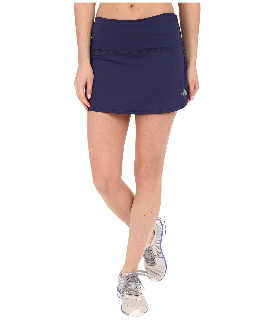 The North Face - Kicking Dust Skirt (Patriot Blue) Women's Skirt