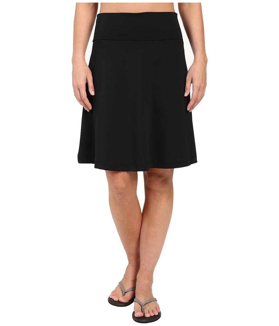 Woolrich - Rendezvous II Skirt (Black) Women's Skirt